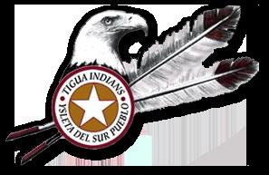 Badge of Ysleta del sur Pueblo