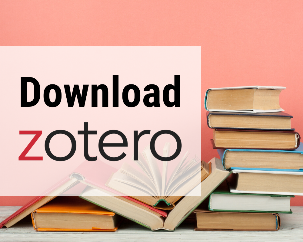 Download Zotero