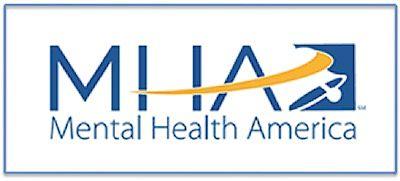 Logo for Mental Health America