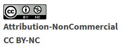 Creative Commons Attribution NonCommercial