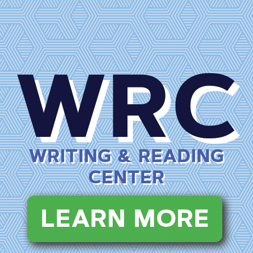 Click Here for Writing and Reading Center