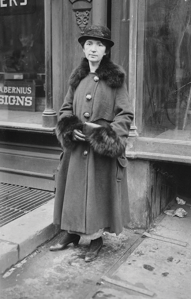 Photograph of Margaret Sanger