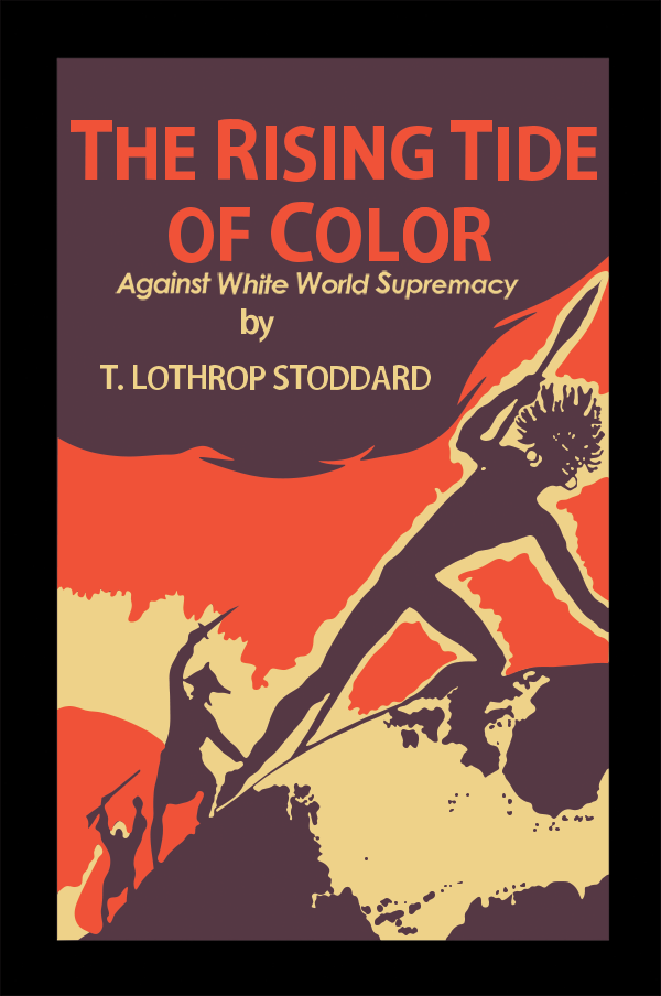 Cover art of The Rising Tide of Color