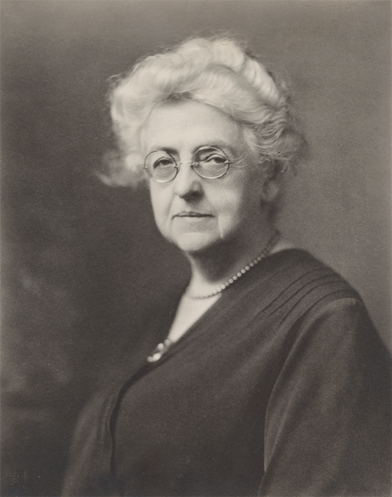 Photograph of Adelaide Brown