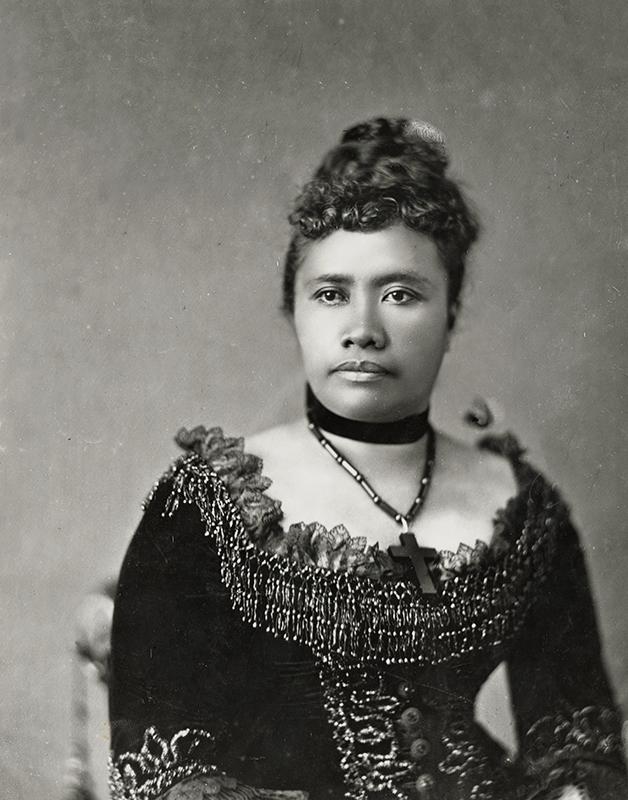 Photograph of Queen Liliuokalani