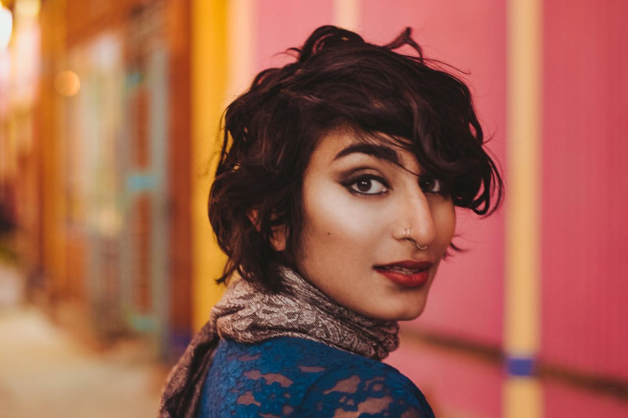 Profile photo of writer Fatimah Asghar