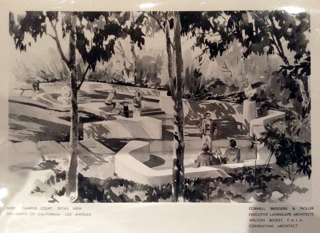 Sketch of North Campus