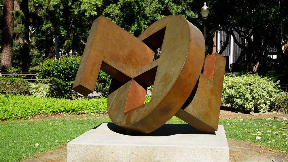 Dynamic Rhythms Sculpture