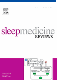 Sleep Medicine reviews journal cover.