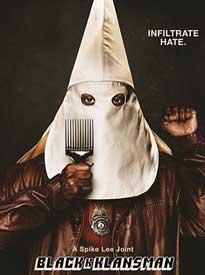 Blackkklansman cover image