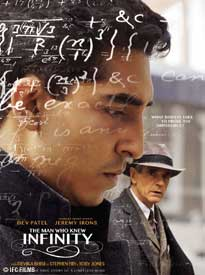 cover image The Man Who Knew Infinity