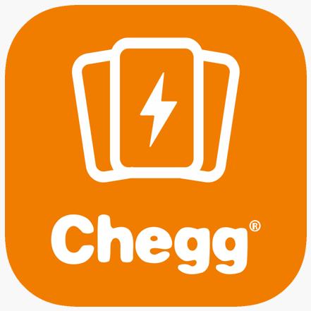 Chegg Prep logo/link