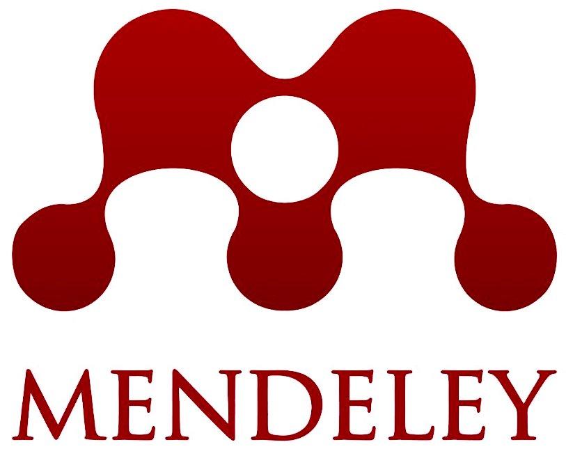 Mendeley logo/link