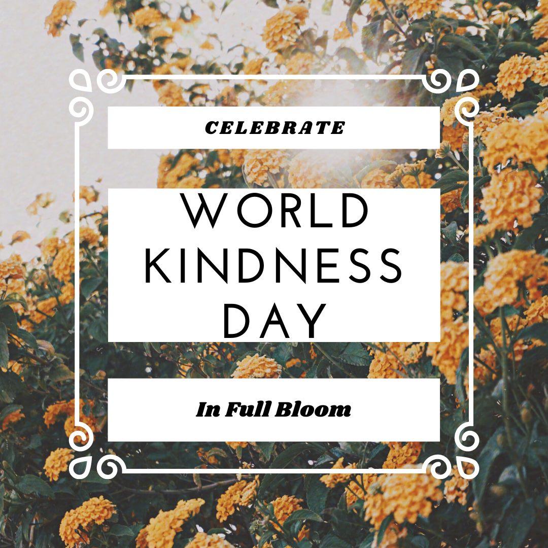 world kindness day facebook