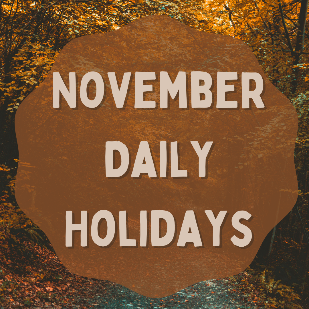 Fall Daily Holidays