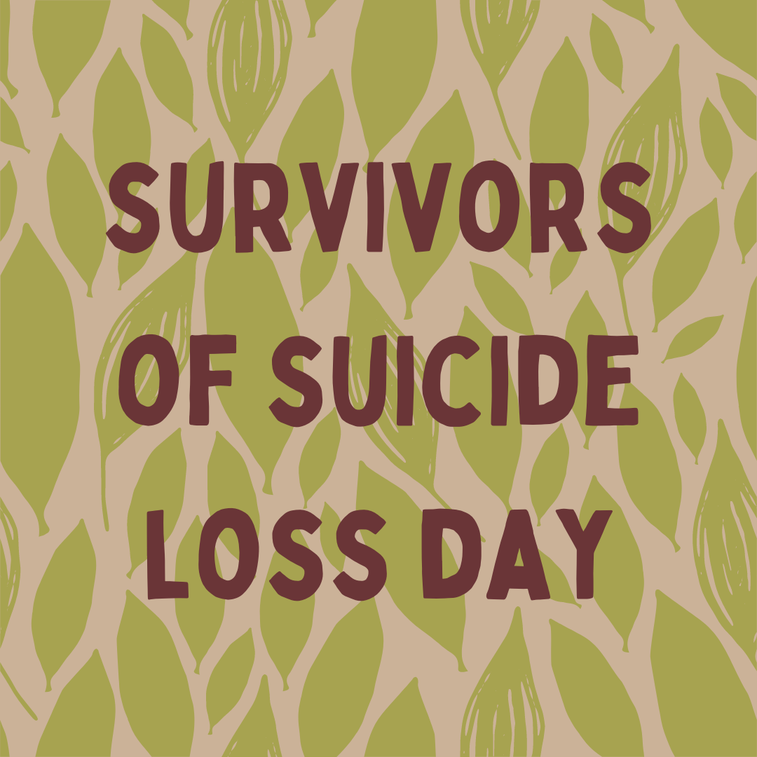suicide loss day