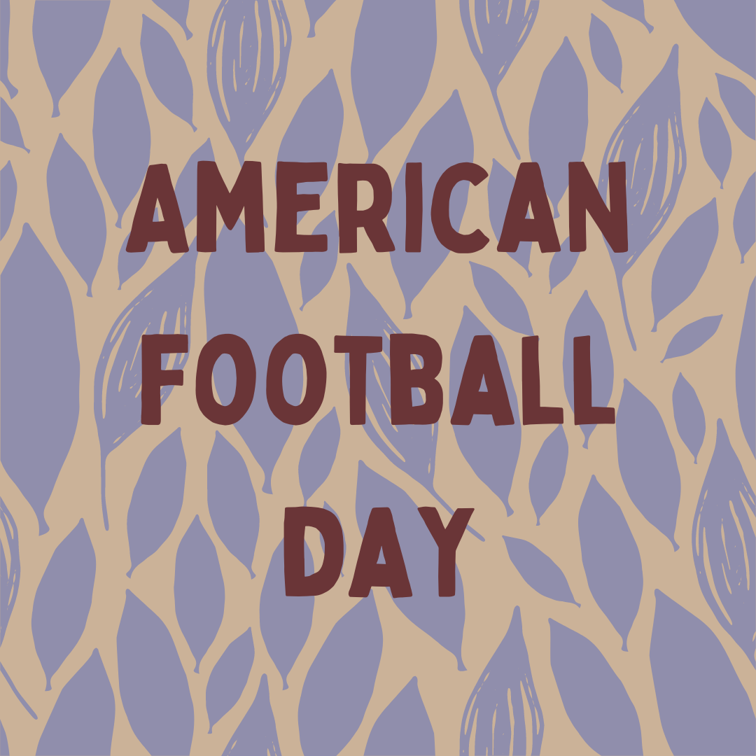 american football day