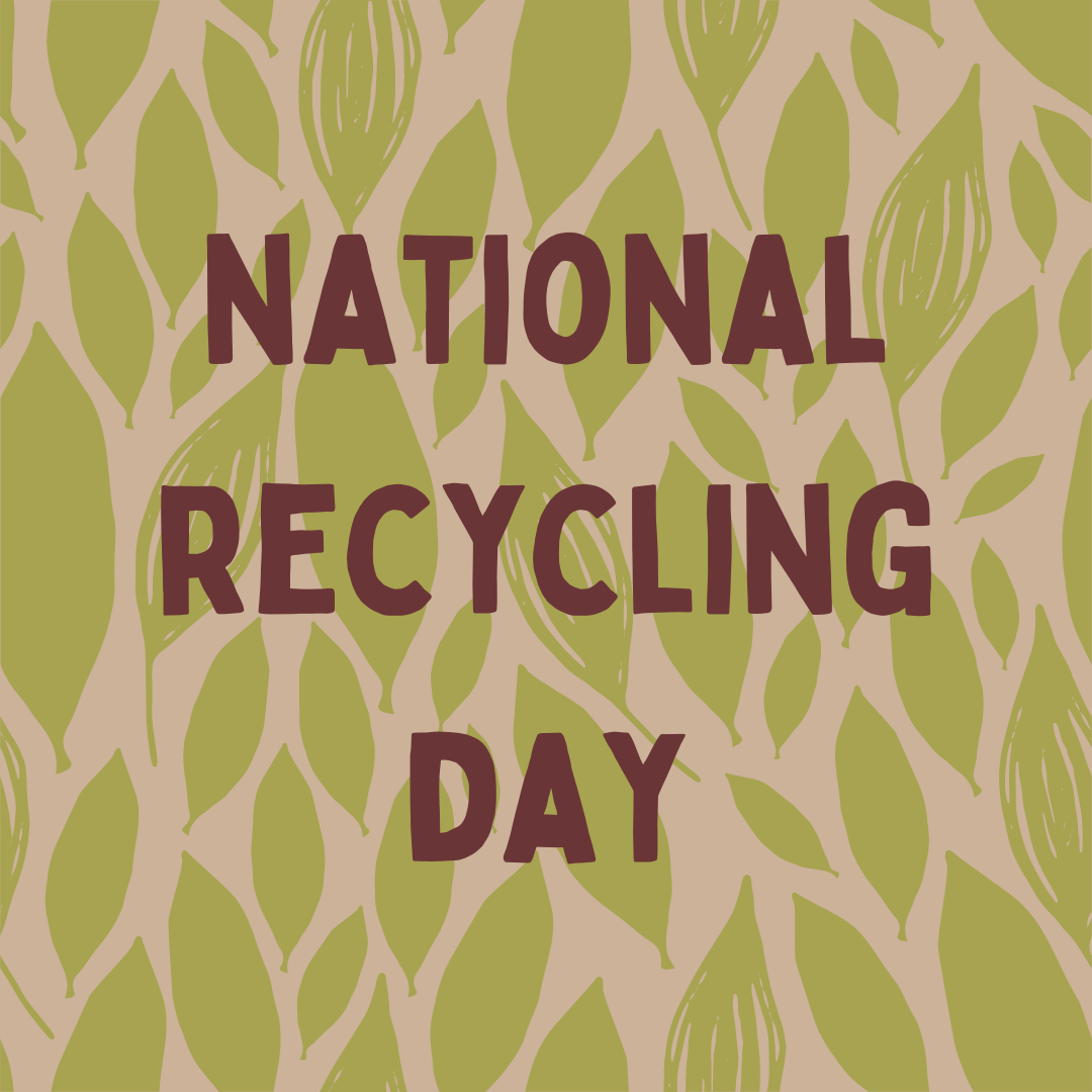 national recycling day