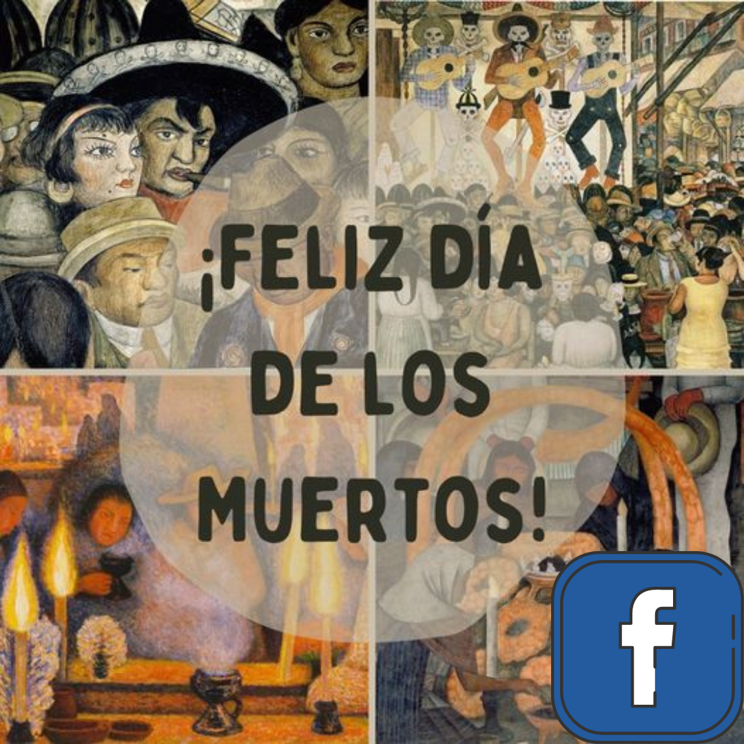 Day of the Dead Facebook Post