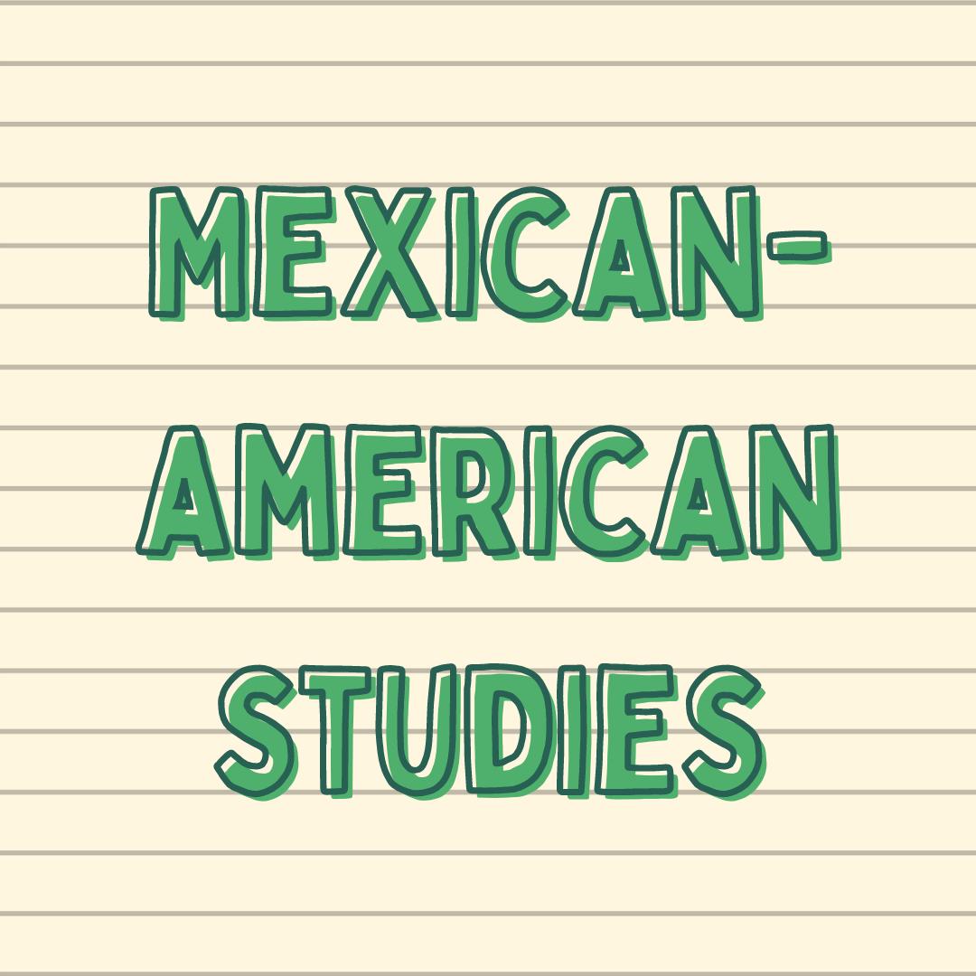 mexican american studies