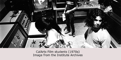 CalArts Film Students, 1970s