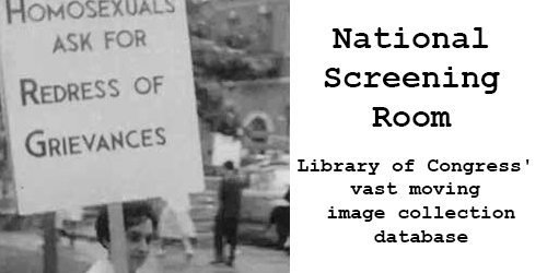 National Screening Room database