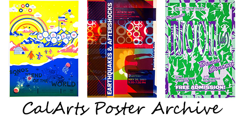 CalArts Poster Archive