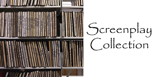 Screenplay Collection