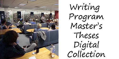 Writing Program Master's Thesis Digital Collection