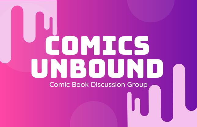 Virtual Comics Unbound Book Discussion