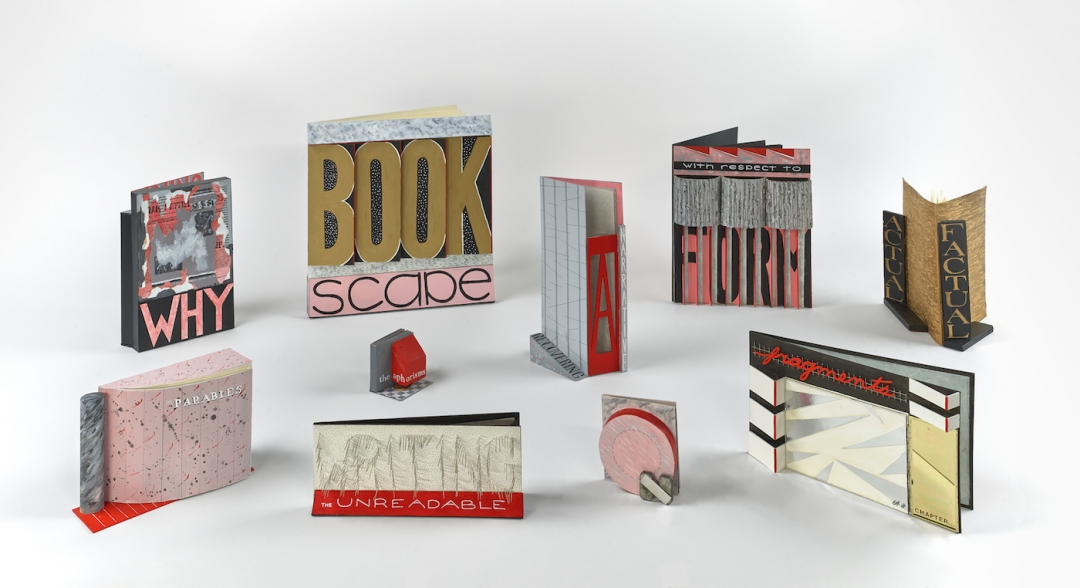 Bookscape by Johanna Drucker