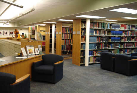Performing Arts Library