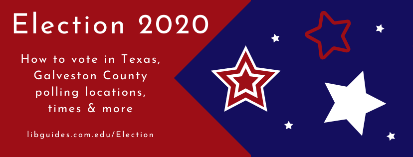 Election 2020 Information