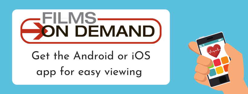 Films on Demand Apps for iOS and Android Now Available!