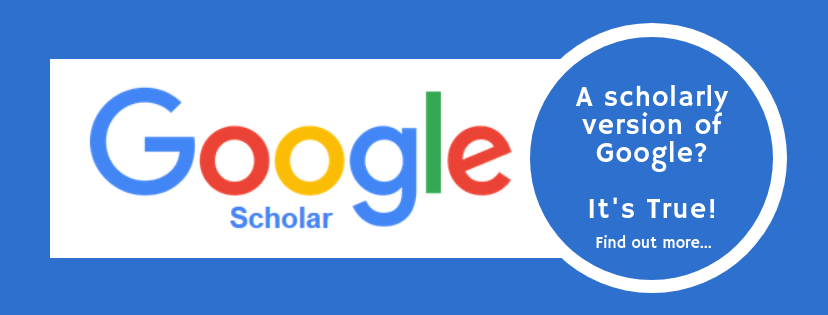 Find Out How to Use Google Scholar