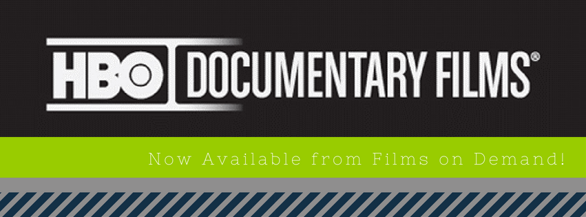 HBO Documentaries Now on Films On Demand