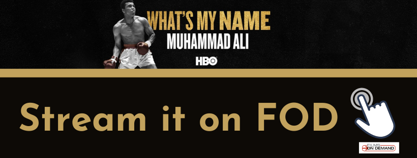 HBO What's My Name: Muhammad Ali