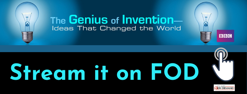 Stream It Free for National Inventors Month!