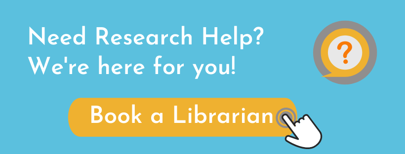 Need Research help? Book a Librarian!