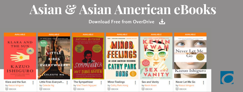 Download Free eBooks for AAPI Month