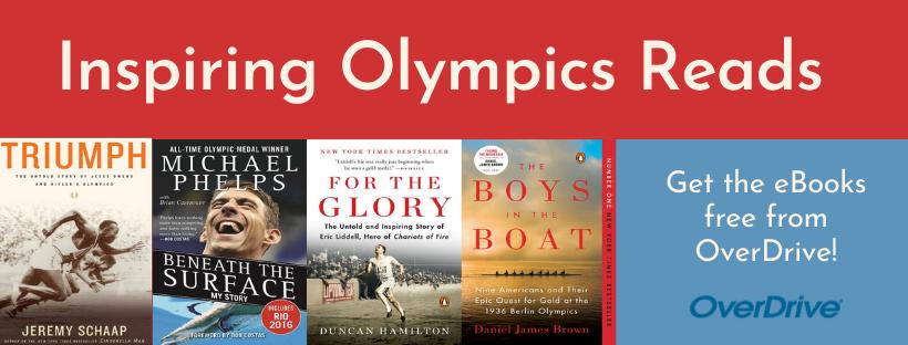 Inspiring Olympics Reads