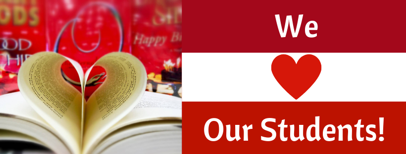 We <3 Our Students!