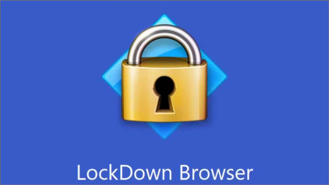 LockDown Browser Logo