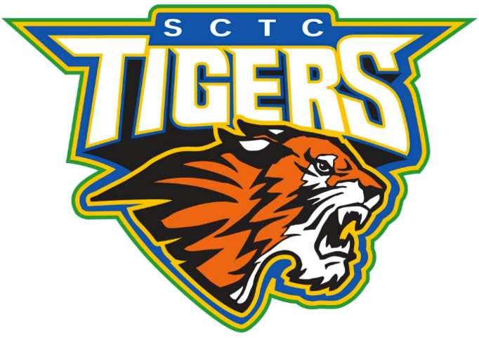 SCTC Tigers logo