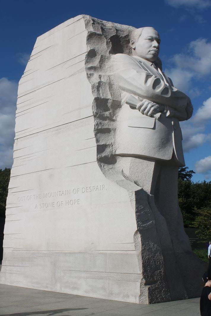Photograph of the Martin Luther King, Jr. Memorial in Washington, D.C.