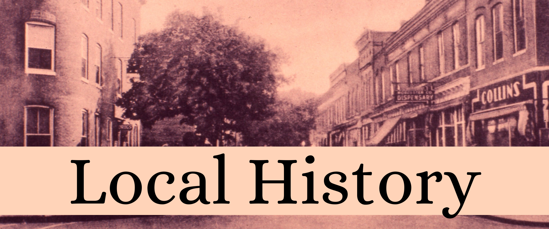 Local History Cover Photo