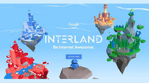 Go to Interland digital citizenship game
