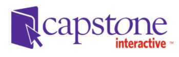 Click here to login to Capstone