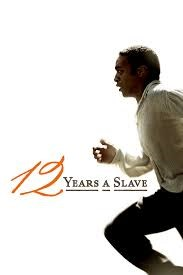 """""""12 Years A Slave"""" film poster"""