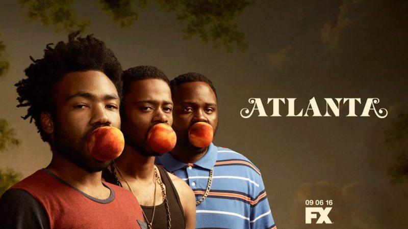 """Atlanta"" TV show poster"